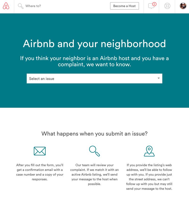 Airbnb Neighbors